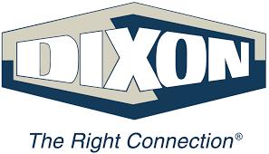Dixon 1231-20-20 Male SAE Screw Thread x Male SAE O-Ring Boss Thread 1.63 1.63